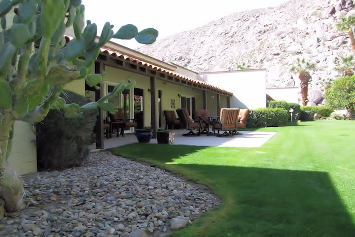 Relaxing 2BR Borrego Springs Villa - Borrego Springs - Villa