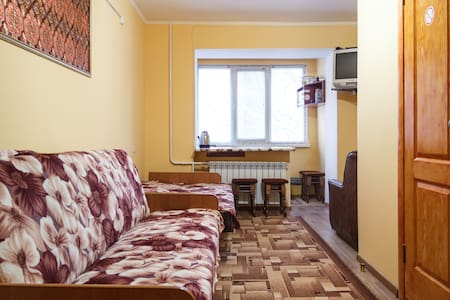 квартира-студия на пр. Центральном Wi-Fi 3 дивана - Mykolaiv
