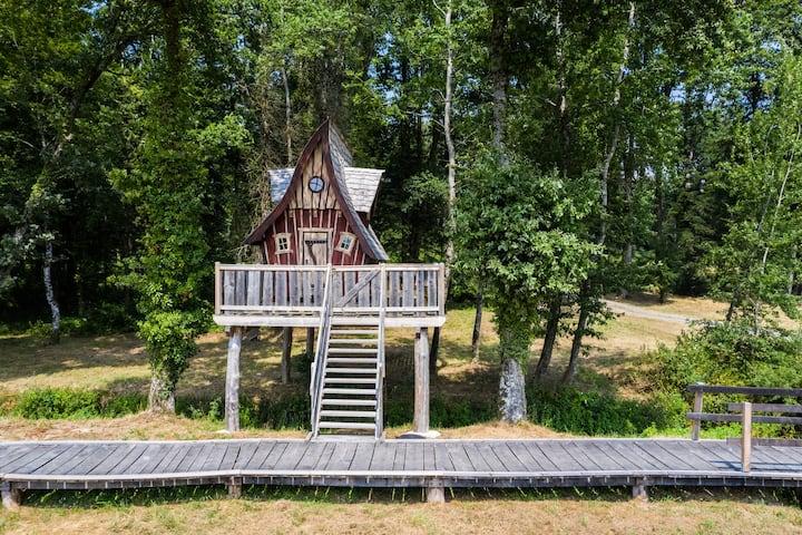 Cabane de Lutin n°2