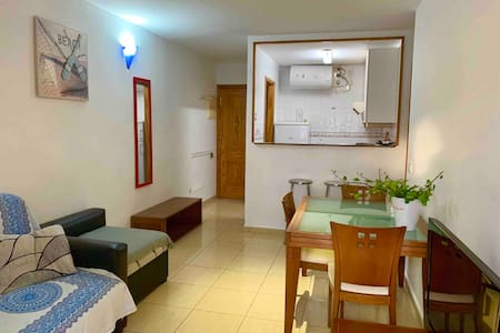 Cosy apartment in Ibiza 50m. to the beach