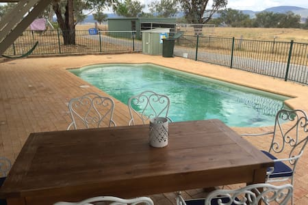 Tamworth Country Acres - Horses Welcome - Gidley - Casa