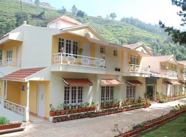 Ecorganic Pinewood Retreat, Nilgiris near Ooty - Coonoor - Guesthouse