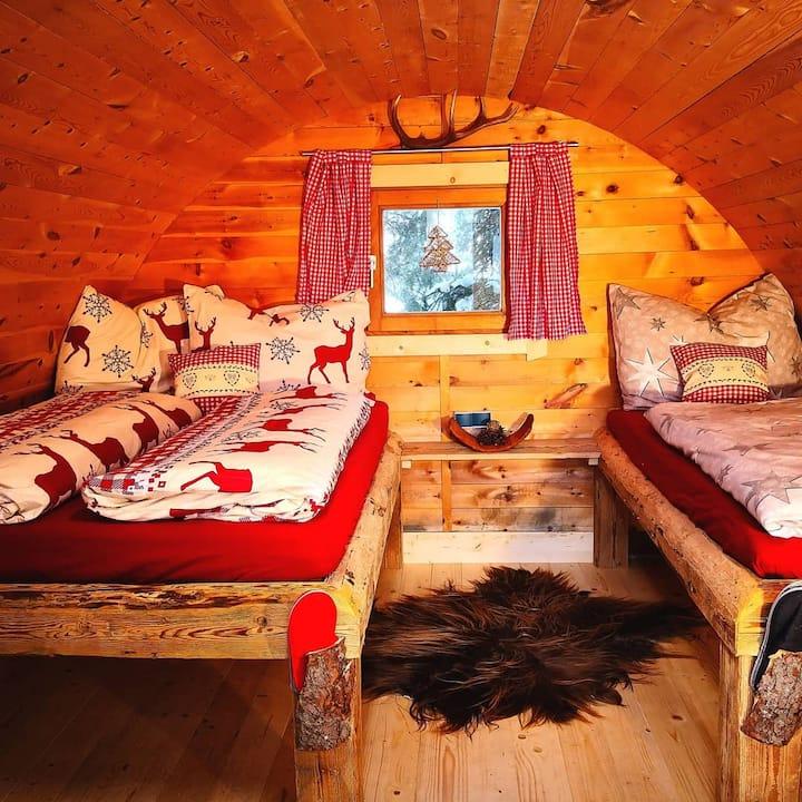 Almwiesngaudi Hütte Lechtal Tirol Österreich