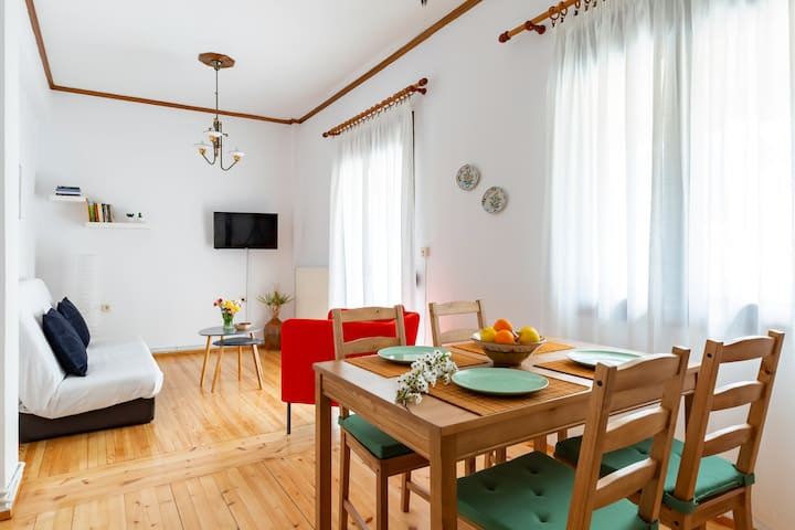 Cath's guesthouse- Skopelos town (JUST RENOVATED)