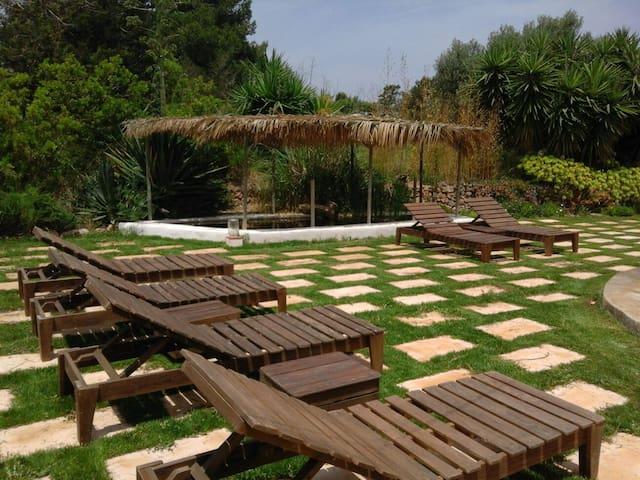 Organic living ibiza - ซานต์ ฮวน เดอ ลาบริตจา - บ้าน