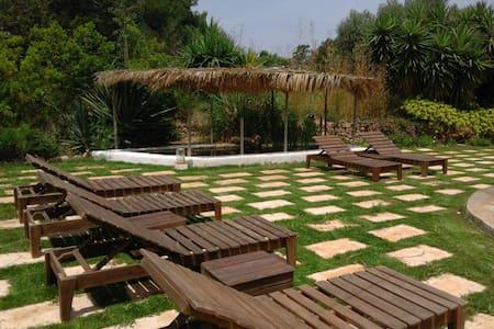 Organic living ibiza - Sant Joan de Labritja - Ház