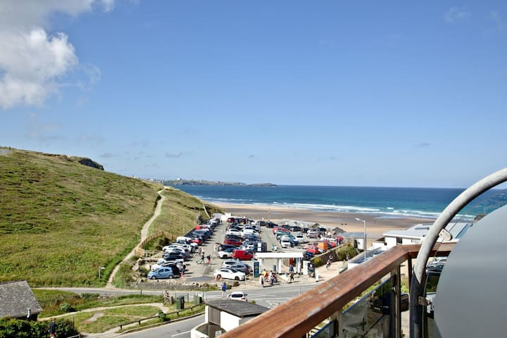 21 Waves, Watergate Bay