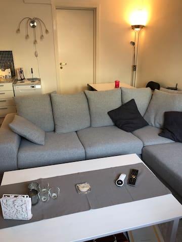 Koselig leilighet i Trondheim, sentrumsnært