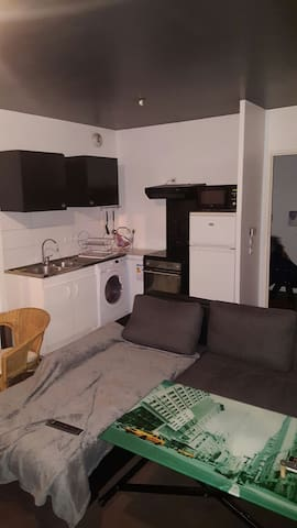 Bel appartement à Argenteuil - Argenteuil - Apartment