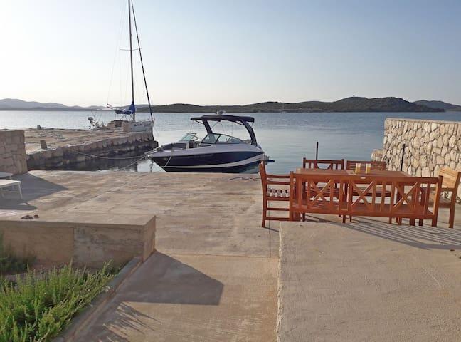 Betina Beachfront Home