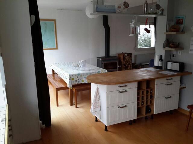 Maison au calme - Hérouville-Saint-Clair, Normandie, FR - Casa