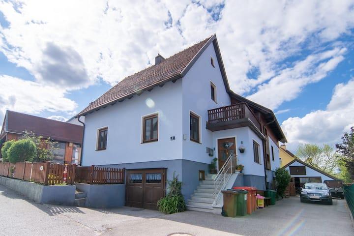 Zentrumsnahes Einfamilienhaus perfekt für Familien