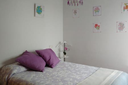 Habitación pqña,cama 1:35cms - Villatuerta - Bed & Breakfast - 1