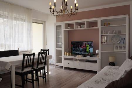 Schöne gemütliche Wohnung und Entspannung pur - Saarbrücken - 公寓