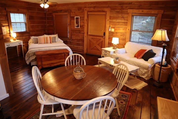 The Cabin at GoodSoil Farm