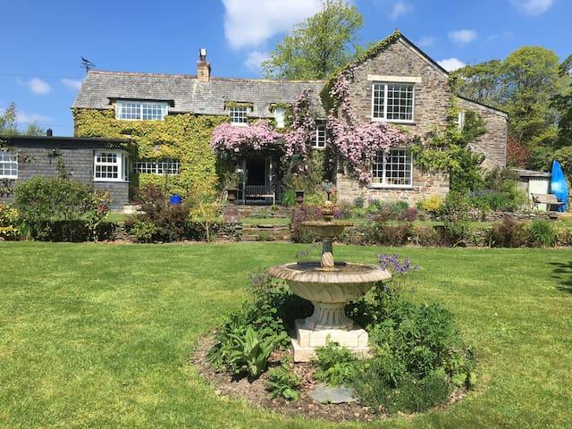 The Glebe Cottage, North Cornwall