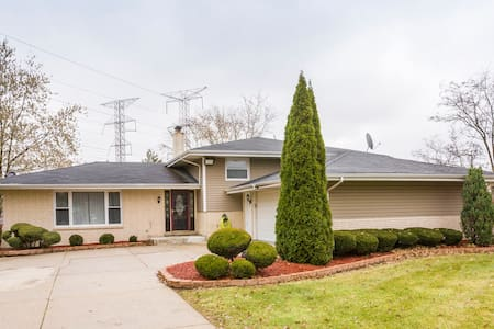 Cozy Home in Palos Heights