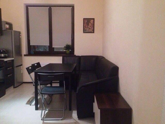 Уютная квартира рядом с метро - Мурино