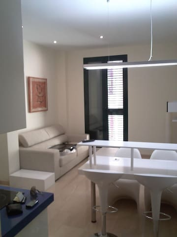 Alicante pleno centro calle bailen - Alicante - Appartement