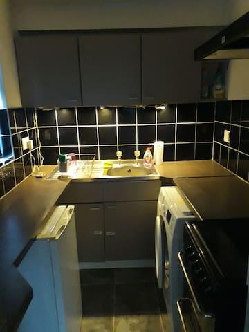 Kosha studio flat