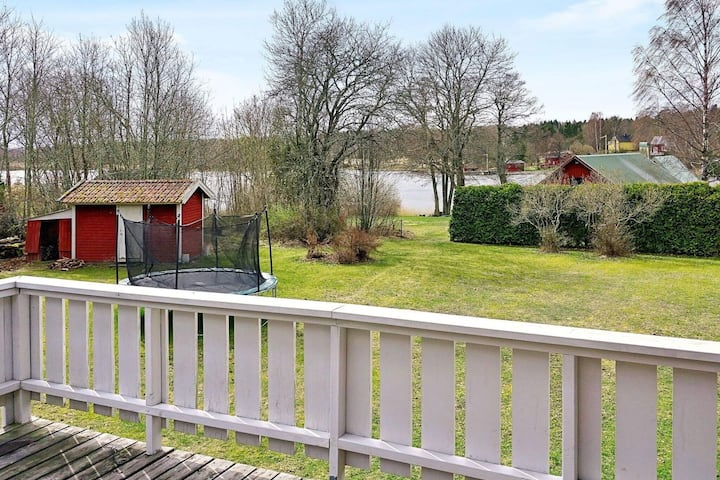 6 person holiday home in VÄDDÖ
