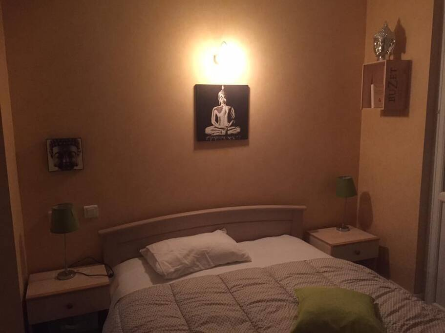 Chambre bouddha