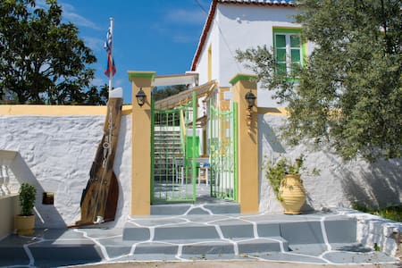 Vagelis Traditional house