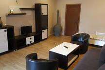 Shale apartments
