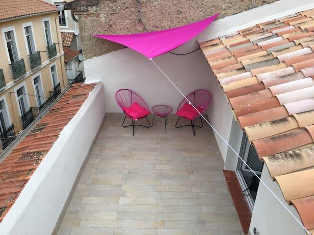 Joli T2 entièrement neuf au centre - Béziers - Departamento