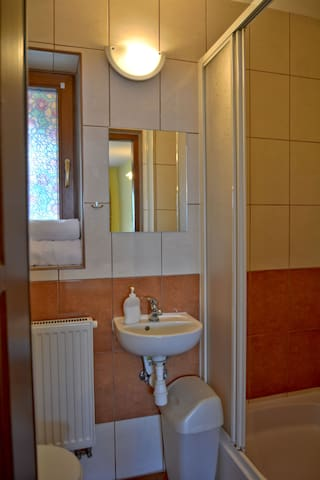 Pokój 3 osobowy z balkonem w Zakopanem