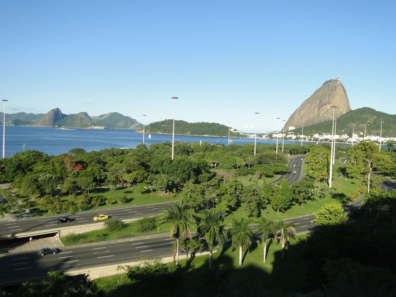 The most beautiful view of Rio de Janeiro!