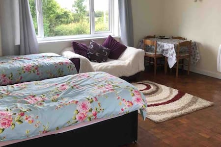 Studio Flat nr Cardigan Bay  Rural West Wales