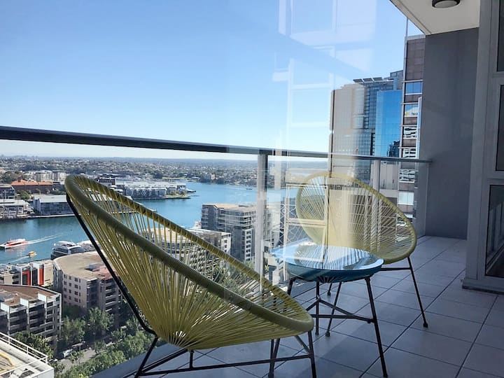 Spectacula Harbour View 2 bedroom Apartment