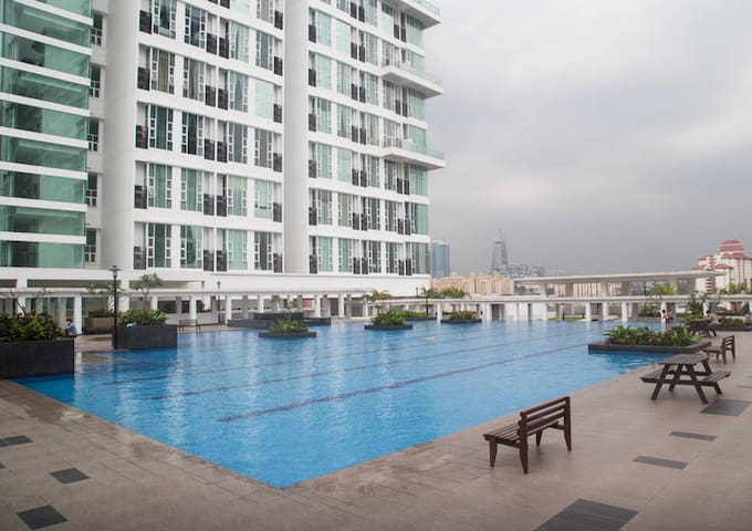 3.[7.HOME]SpaciousCozy Loft Near MidValley | A0829