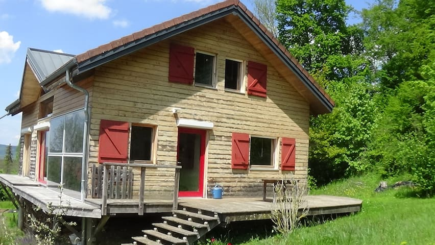 Maison passive et bioclimatique
