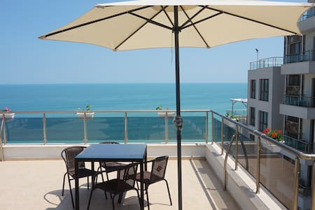 1Bed apartment on the beach in Byala - Byala