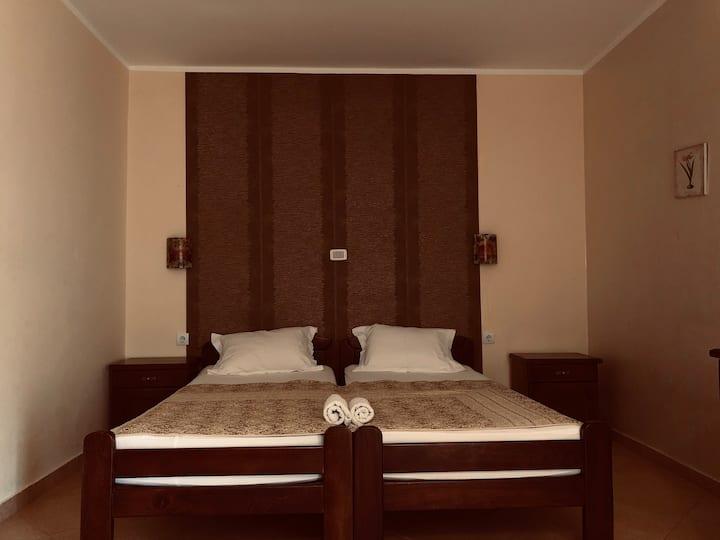 Apartment 14 in Guesthouse Villa Maslina, Budva
