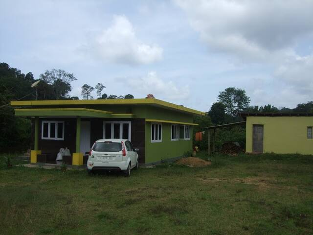 Silent Meadows - Madikeri - House