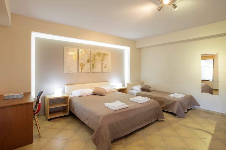 VALENA STYLISH HOME (15 min TO ELAFONISI BEACH)