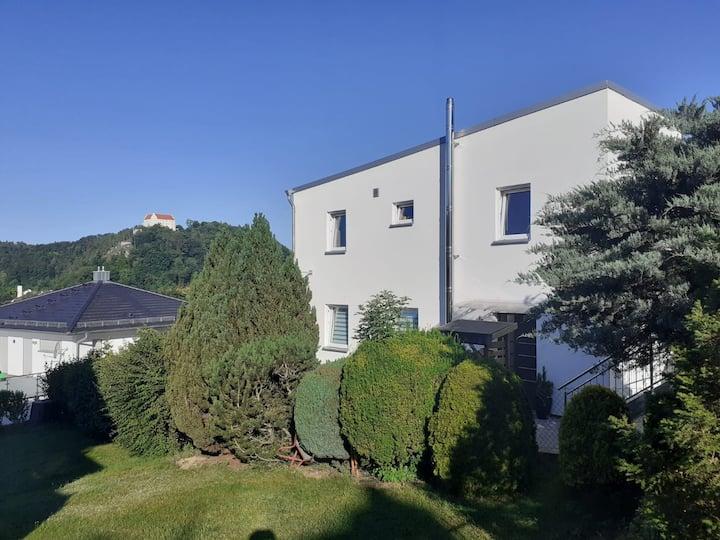 Dein Ferienhaus *GRADAUS* zentral in Riedenburg