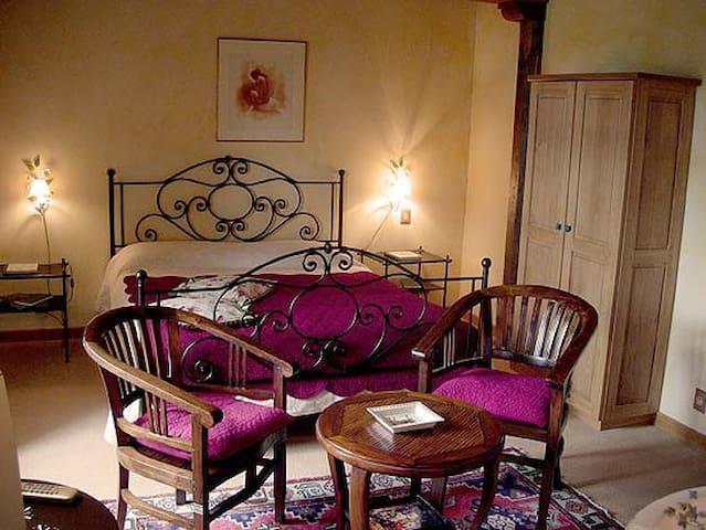 Chambre d'hôte le Moulin de Sauvage