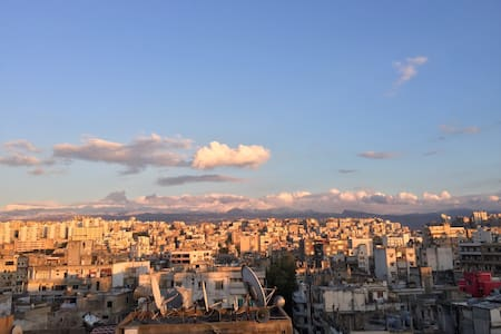 The Best View in Tripoli