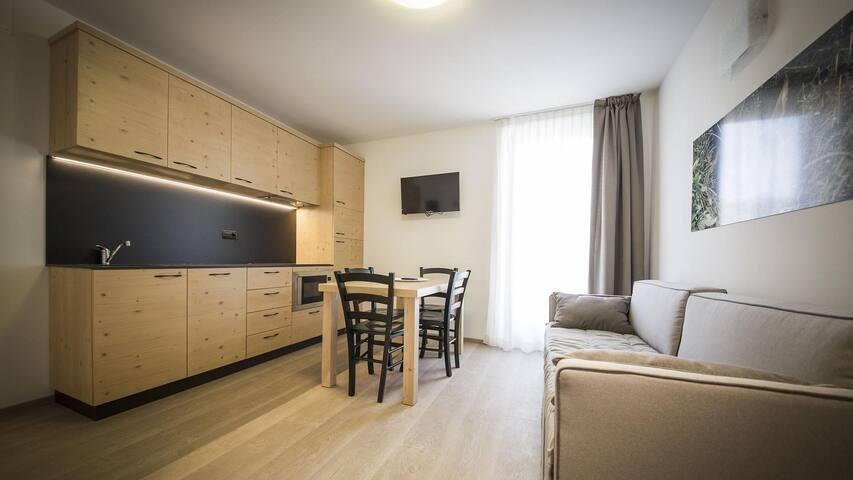 Bilocale - Almazzago - Apartment