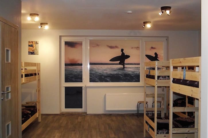 SURF HOSTEL PALANGA