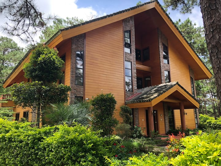 Camp John Hay Forest Cabin 16 B301 (third floor)