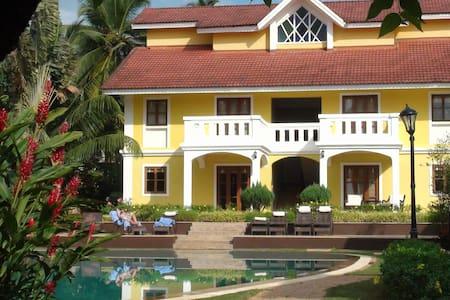 1 Bhk Peaceful  self cattering villa @ Betalbatim