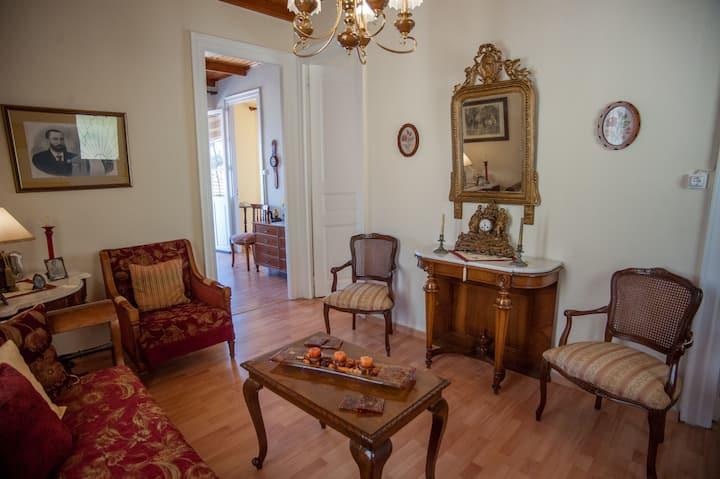 Rubina's traditional house