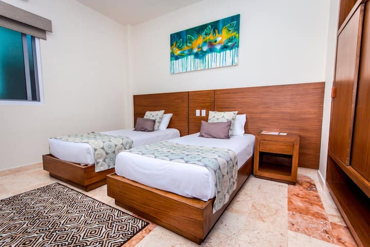 Deluxe Double Room Cancun Hotel Zone