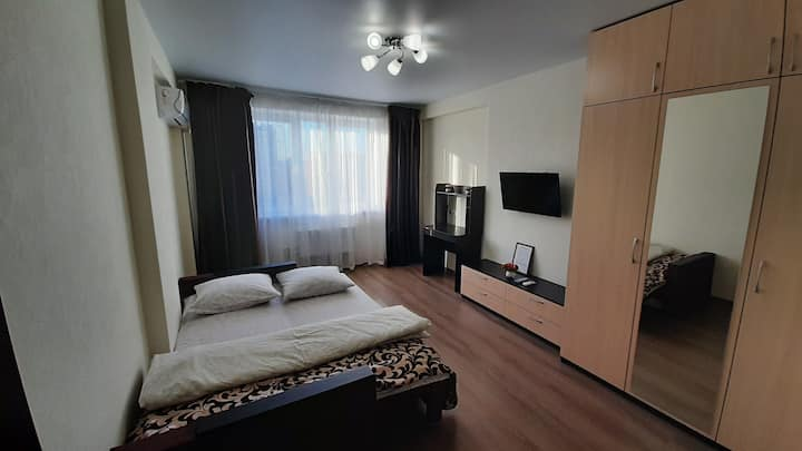 Апартаменты на Наумова