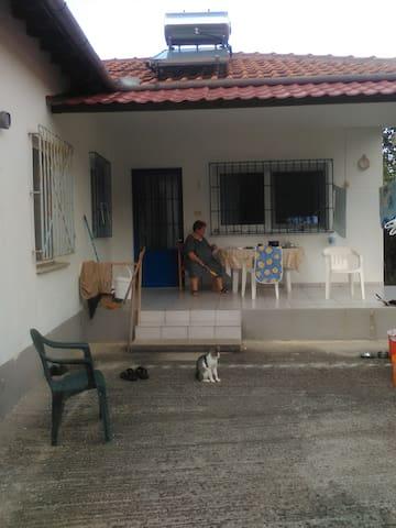 Του Νίκου Πλάδα το σπίτι